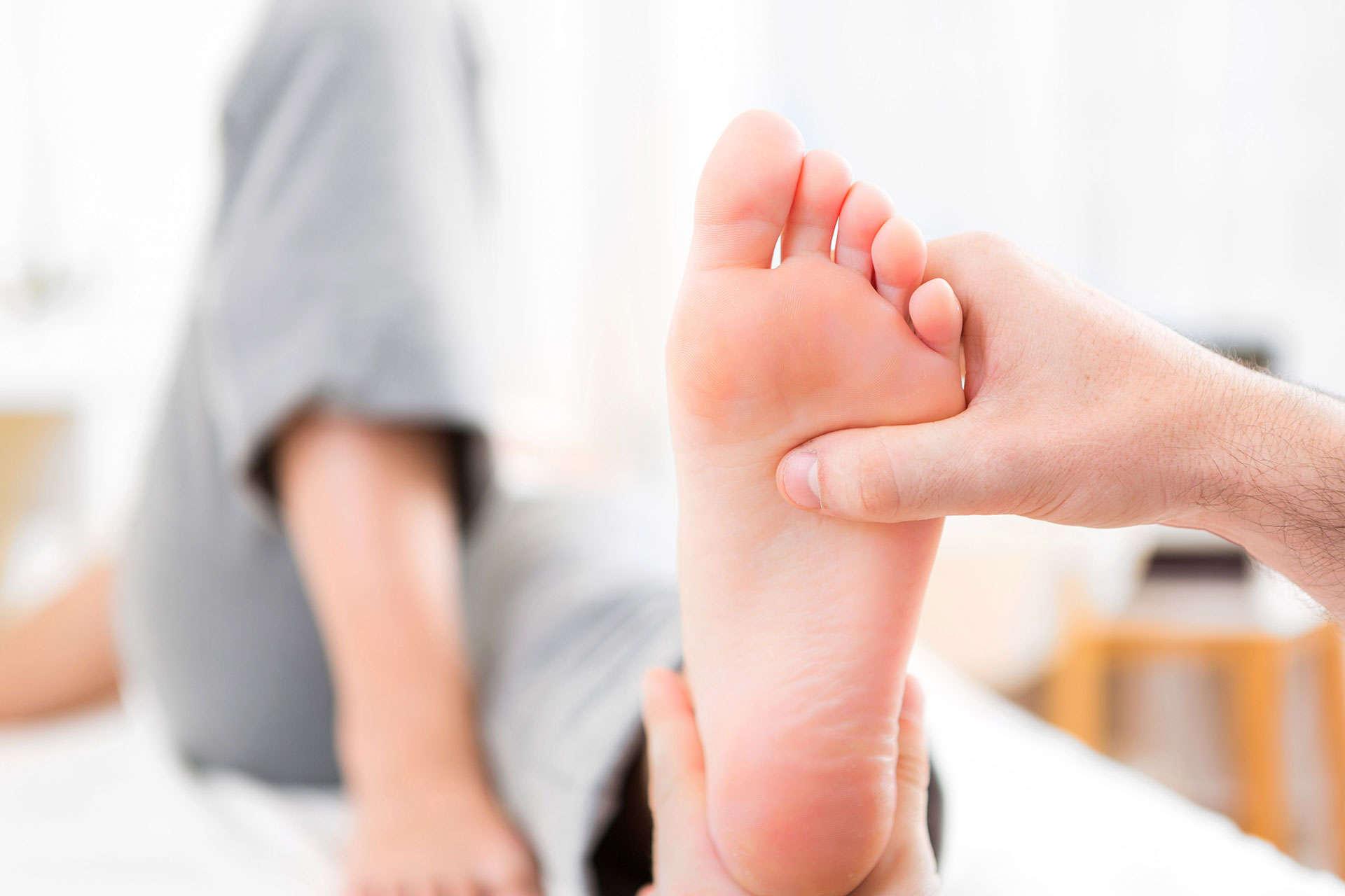 Foot and Heel Pain | Casterbridge Chiropractic